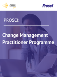 Prosci Practitioner Certification Brochure
