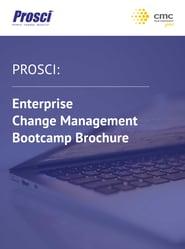 Enterprise Change Management Bootcamp Brochure 1