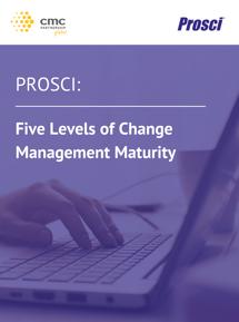 Five Levels of CM Maturity