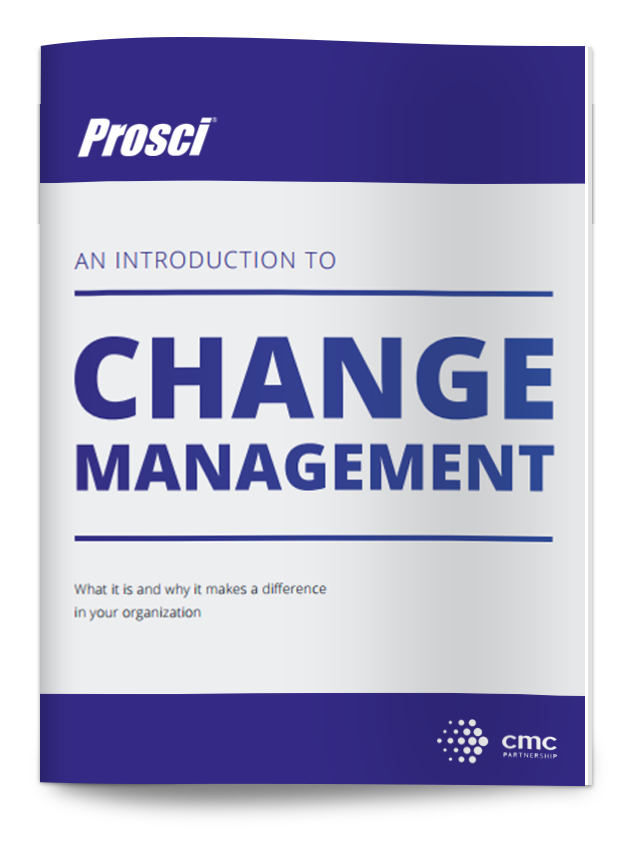 Landing Page Image - Intro to Change Management