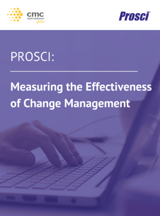 Measuring the Effectiveness of Change Management