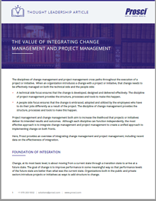 Value of Integrating PM and CM Blog Image